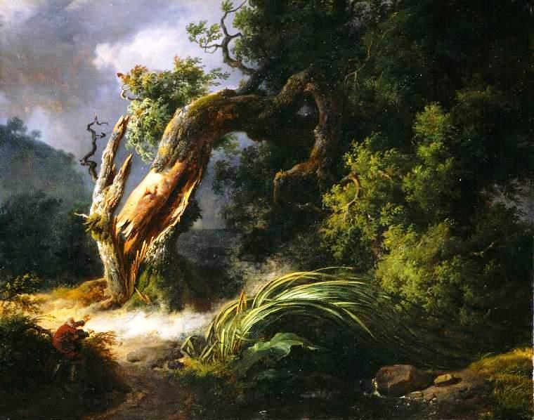 басня-крылова-дуб-и-трость