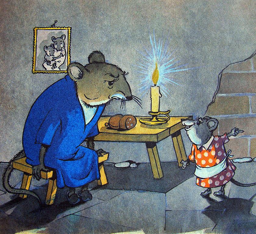 басня-крылова-мышь-и-крыса